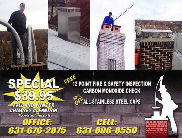 Pro Tech Chimney Long Island